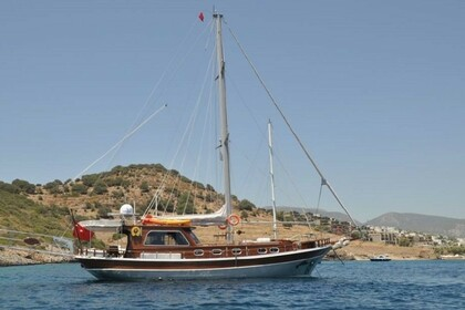 Location Yacht Gulet Custom Built L201 Zehra Hanim Bodrum