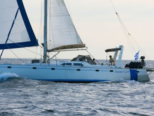Sailboat Atlantic Custom for hire