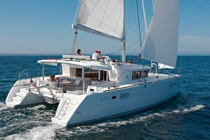 Location Catamaran LAGOON 450 Le Marin