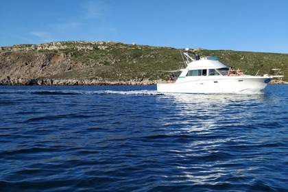 Rental Motorboat PACHIRA THE CHARTER Menorca