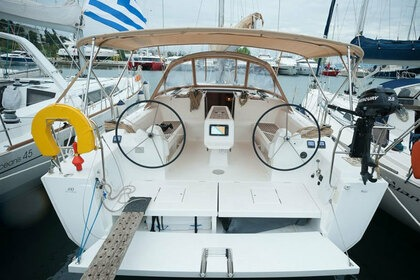 Rental Sailboat Dufour Dufour 410 Grand Large Nikiti