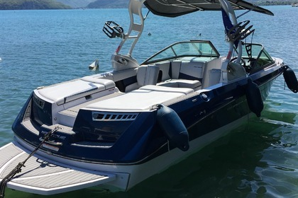 Miete Motorboot CORRECT CRAFT SUPER AIR NAUTIQUE 230 Annecy