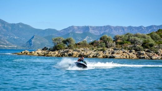 Seadoo GTI 130 in Saint-Florent peer-to-peer