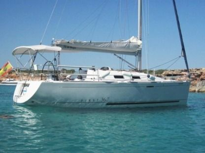 Charter Sailboat Beneteau First 36.7 Portovenere