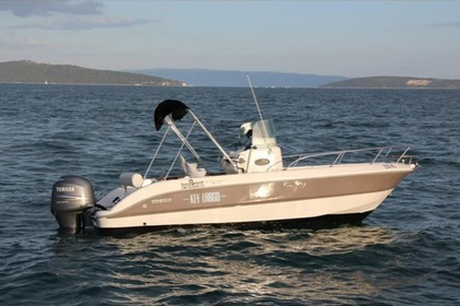 Hire Motorboat Sessa Marine Key Largo 22 Kaštel Sućurac