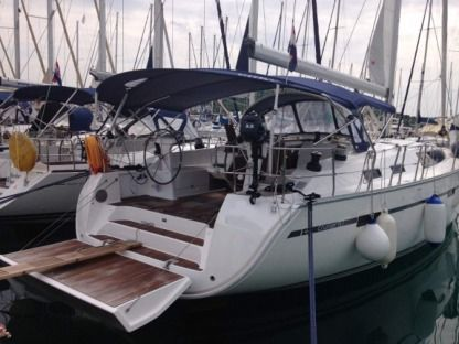 Charter Sailboat Bavaria Crusier 51 Portocolom