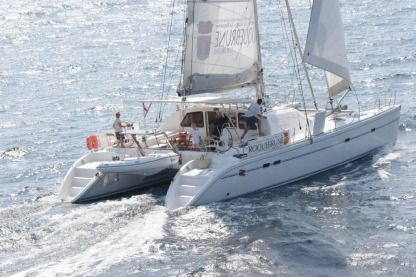 Rental Catamaran Sud Composites Switch 51 Ajaccio