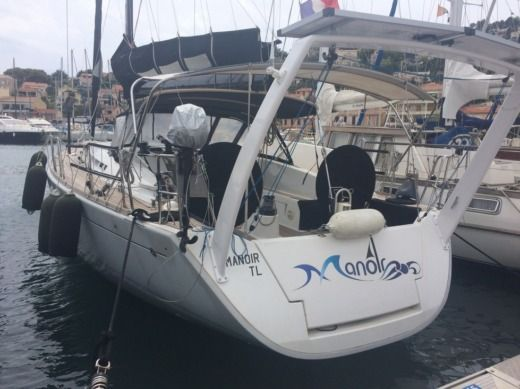 Sailboat Beneteau First 50 Manoir peer-to-peer