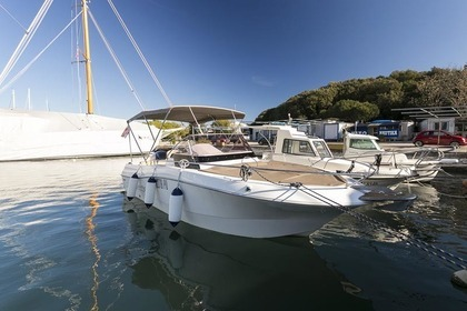 Hire Motorboat Atlantic Marine 655 Sun Cruiser Pula