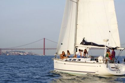 Charter Sailboat Dufour 40Ft Arpege Limited Edition Lisbon