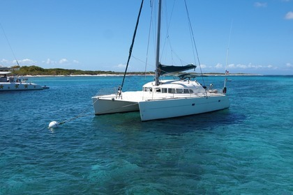 Location Catamaran LAGOON LAGOON 410 Le Marin