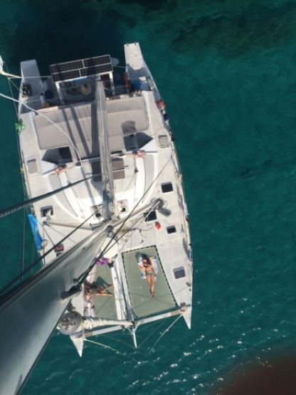 Location Catamaran Multicap Caraibes Punch 1200 Palma de Mallorca