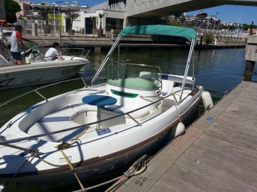 B2 MARINE CAP FERRET OPEN 5.50 in Palavas-les-Flots peer-to-peer