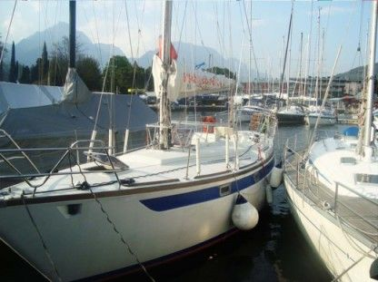 Rental Sailboat Tagudo 34 Riva del Garda