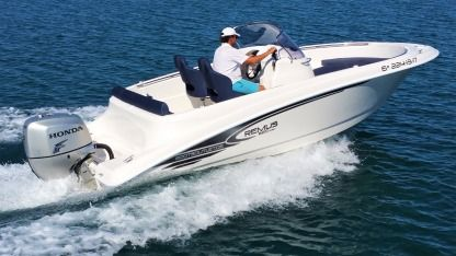 Charter Motorboat Remus 620 Torrevieja