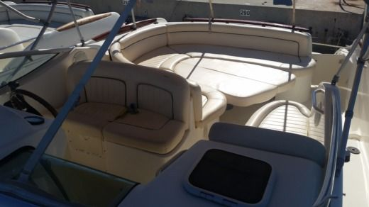 Motorboat Janneau 805 for hire