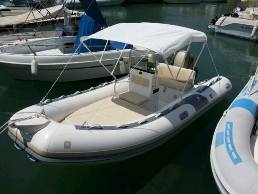 MASTER GOMMONE 5 Mt in Gallipoli LE zu vermieten