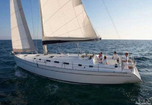 Sailboat Beneteau 50.5 for hire