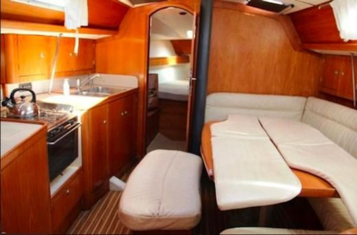 Sailboat Jeanneau Sun Odyssey 37.1 for hire