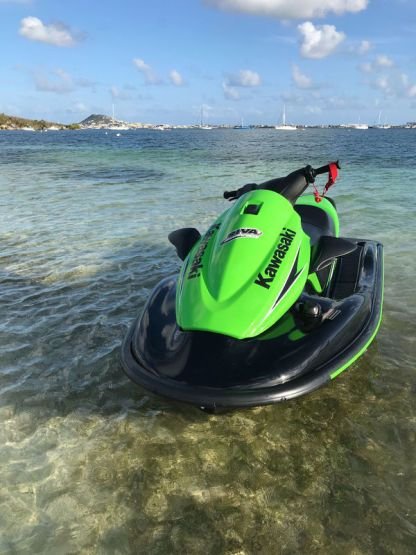 Location Jet-ski Kawasaki 15F Marseille