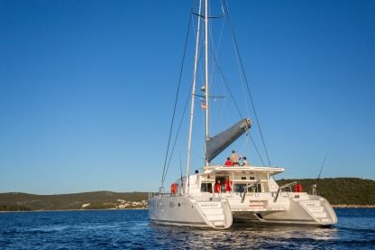 Location Catamaran Lagoon 500 Bossa Nova Trogir