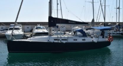 Rental Sailboat Ro Nautica 400 Costa Adeje