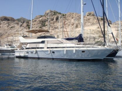 Rental Motorboat Guy Couach 1601 Fly Marseille
