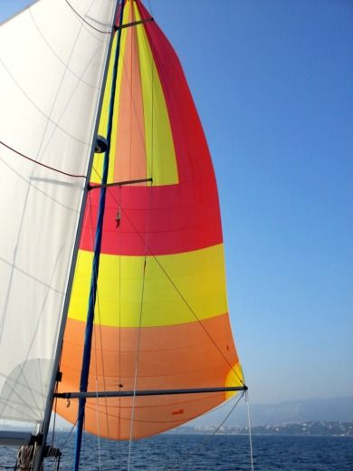 Sailboat Jeanneau Sun Odyssey 36 for hire