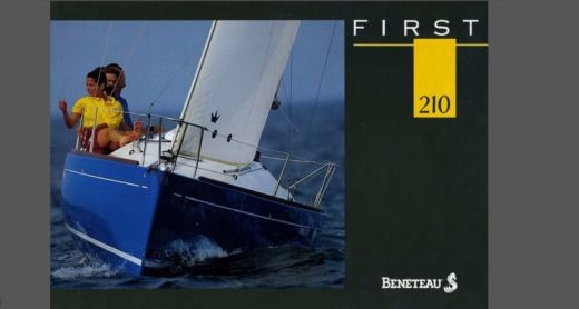 Sailboat Beneteau First 210 for hire