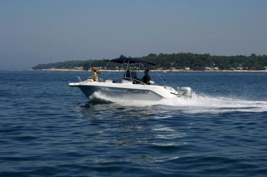 Motorboat Aquamaris Picaro 20 Cabin