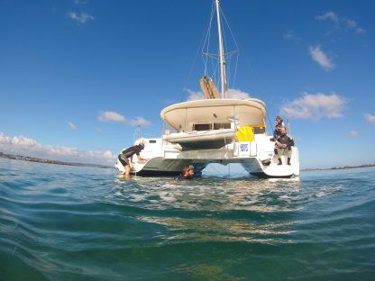 Location Catamaran Fountaine Pajot Lipari 41 Binic