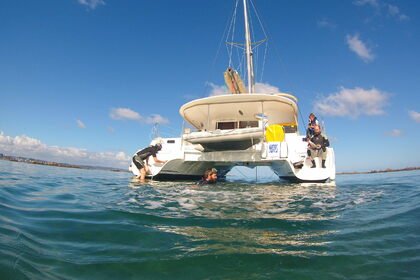 Rental Catamaran FOUNTAINE PAJOT LIPARI 41 Binic