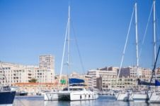 Fountaine Pajot Bahia 46 in Marseille for rental