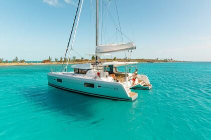 Location Catamaran LAGOON 42 Antigua-et-Barbuda
