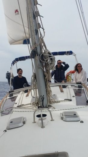 Jeanneau Voyage 11,20 in Majorca peer-to-peer