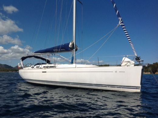 Dufour Grand Largue 425 in Ibiza