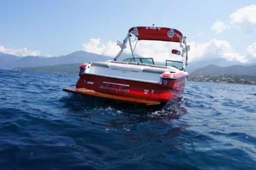 Mastercraft X35 a Saint-Florent tra privati