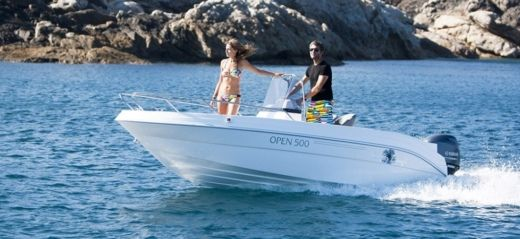 Barca a motore Pacific Craft Pacific Craft 500 Open tra privati