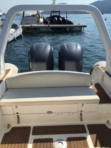 RIB Capelli Wa 900 Tempest for hire