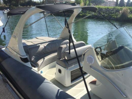 Location Semi-rigide Joker Boat Mainstream 800 Mandelieu-la-Napoule