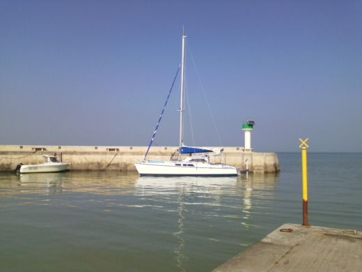 Fountaine Pajot Louisiane in La Rochelle