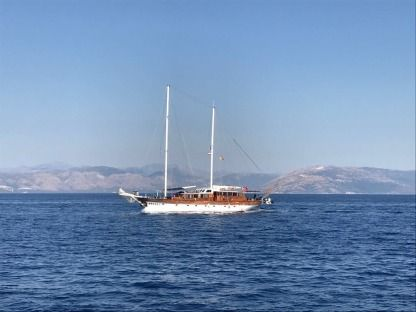 Charter Sailboat Custom 1993 Corfu