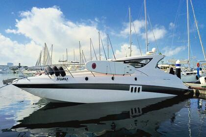Charter Motorboat Coral 43 Angra dos Reis