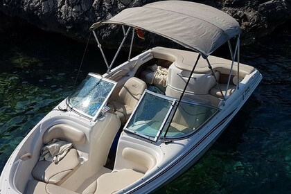 Charter Motorboat Sea Ray 180 Kotor