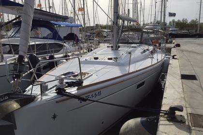 Rental Sailboat JEANNEAU SUN ODYSSEY 509 Las Galletas