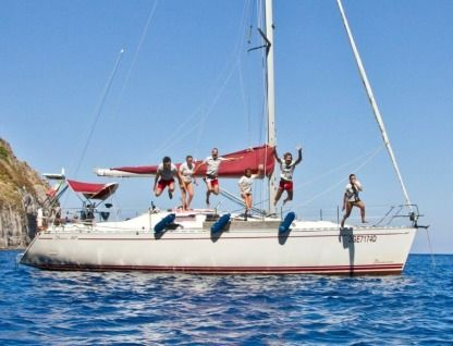 Charter Sailboat Comar Delphia 40 Scarlino Scalo