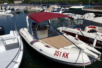 Charter RIB Barracuda 590 SD Punat