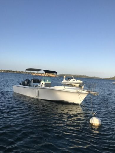Chris Craft Sea Hawk 213 en Porto Vecchio en alquiler