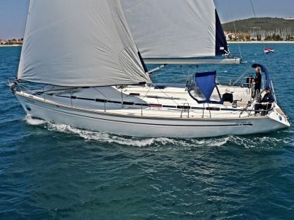 Charter Sailboat Bavaria 49 Split