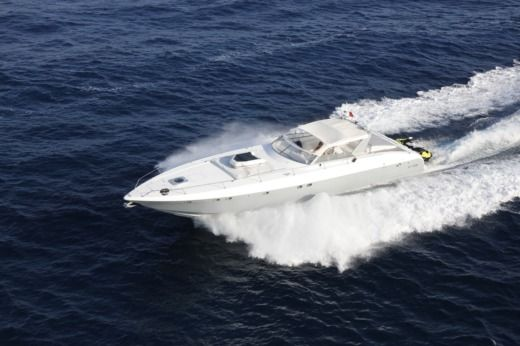Motorboat TECHNOMARINE COBRA 65 peer-to-peer